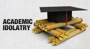 academic-idolatry